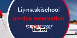Lipno.skischool – on-line rezervace