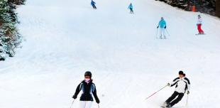 Skiareal Sternstein